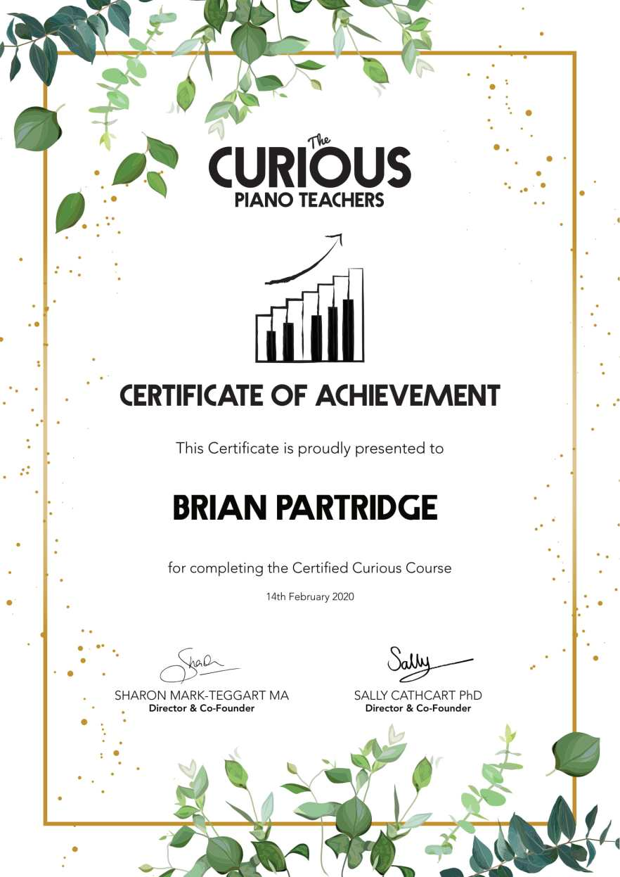 Certified curious-1